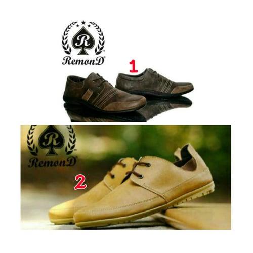 REMOND Sepatu Casual Pria Original
