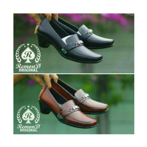 REMOND Sepatu Pantofel Women Original