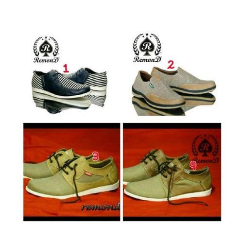 REMOND Sepatu Santai Pria Casual  Original