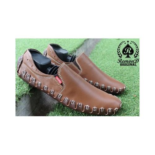 REMOND Sepatu Santai Pria Mocasin Original