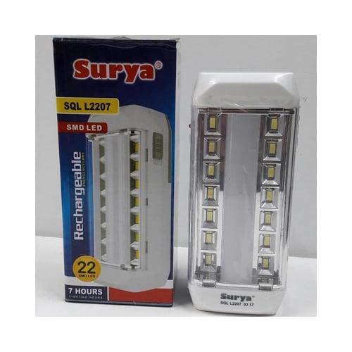SURYA Lampu Emergency LED SQL L-2207