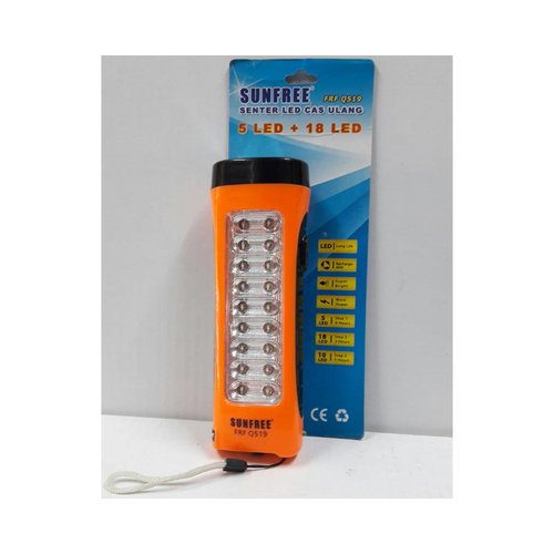 SUNFREE Lampu Senter LED FRF Q-519