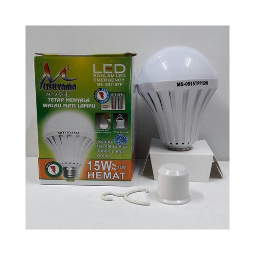 MITSUYAMA Lampu Emergency LED MS-E0515TP