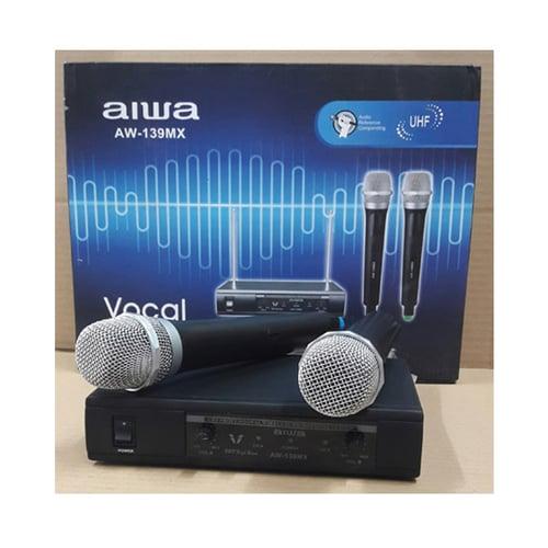 AIWA Mic Wireless AW-139MX