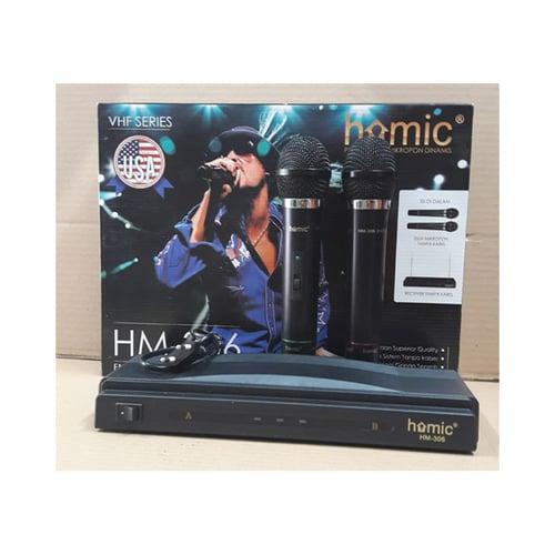 HOMIC Mic Wireless HM-306