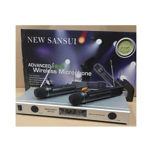 SANSUI Mic Wireless New PRO-7300