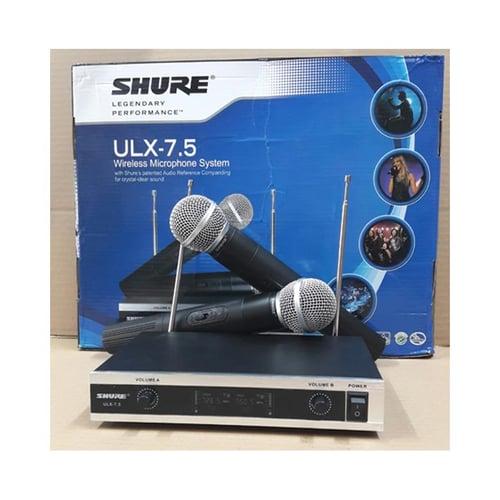 Shure Mic Wireless ULX 7.5