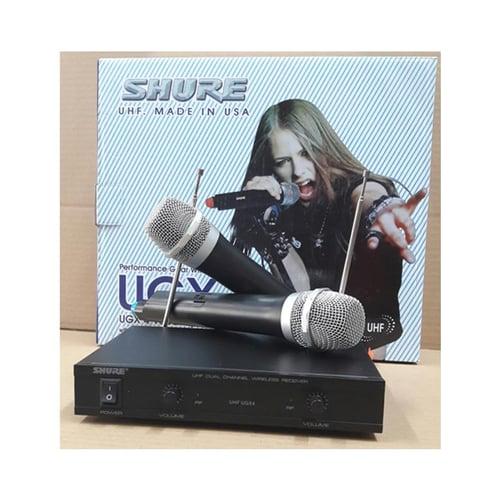 Shure Mic Wireless UGX 4