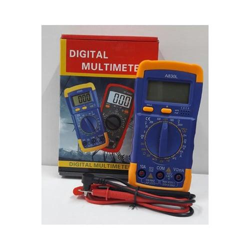 Multimeter Digital A 830L