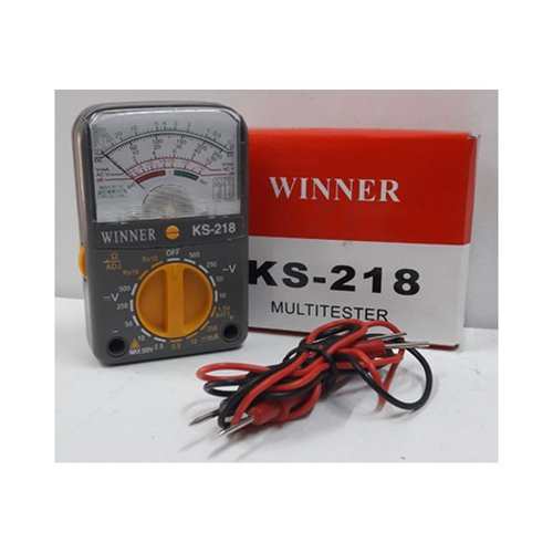 WINNER Multimeter KS 218