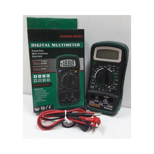 Multimeter Digital MAS 830L