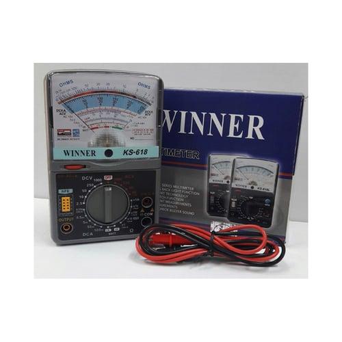 WINNER Multimeter KS-618