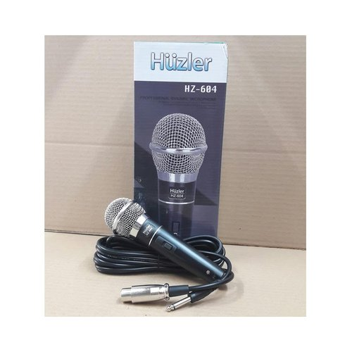 HUZLER Professional Dynamic Microphone HZ-604