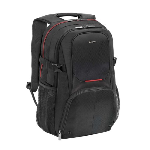 TARGUS Tas Laptop 15.6 inch Metropolitan Advanced Backpack - Black