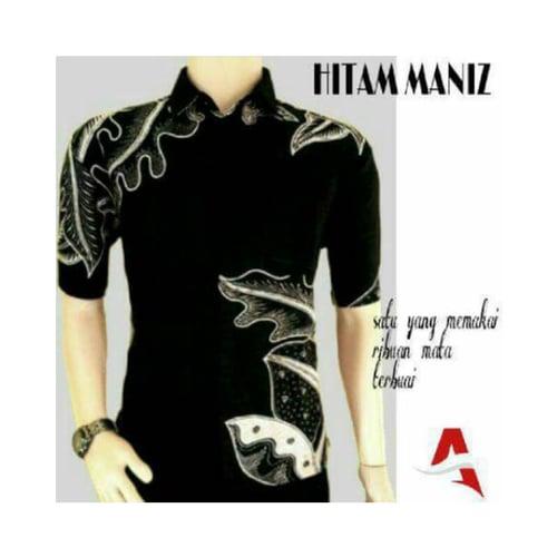 Batik Hitam Manis Series Motif 3