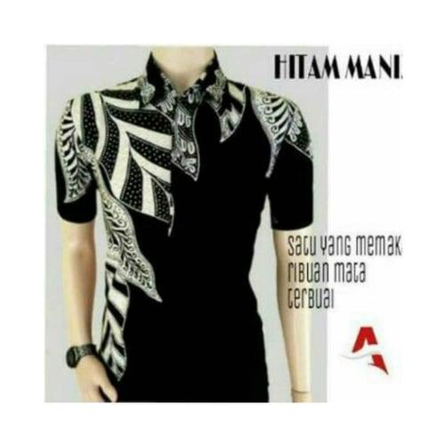 Batik Hitam Manis Series Motif 2