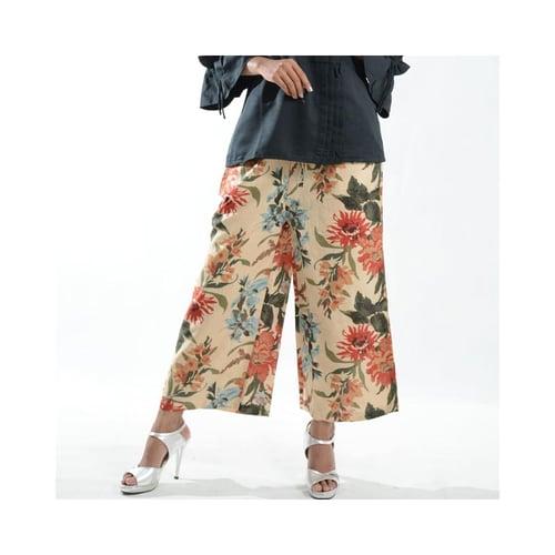 Celana Kulot Wanita Cantik Bagus dan Simple