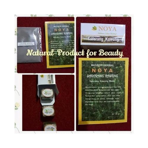 NOYA Sabun dan Masker Herbal (Paket 2 in 1)