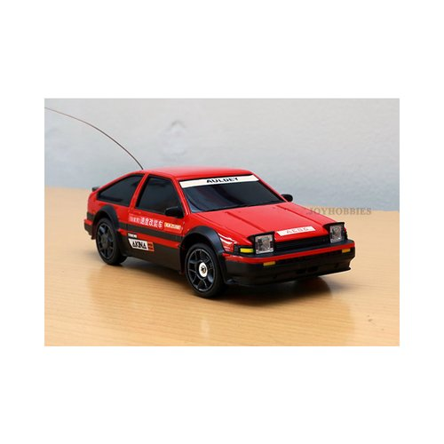 AULDEY Drift Toyota AE86 Red 124