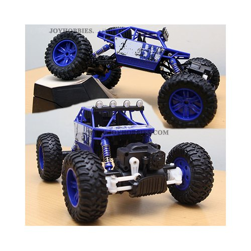 NQD RC Rock Crawler 2.4Ghz Blue 1:18