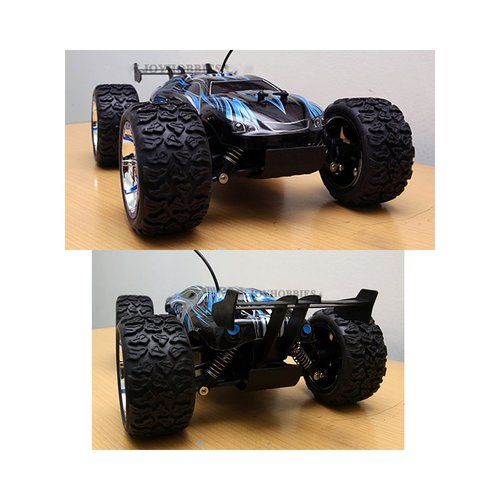 NQD Landbuster RC Offroad 4WD High Speed Blue