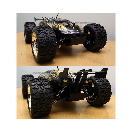 NQD Landbuster RC Offroad 4WD High Speed Gold