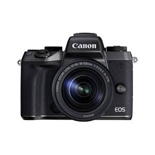CANON Digital Camera EOS M5 with EF-M15-45 IS STM