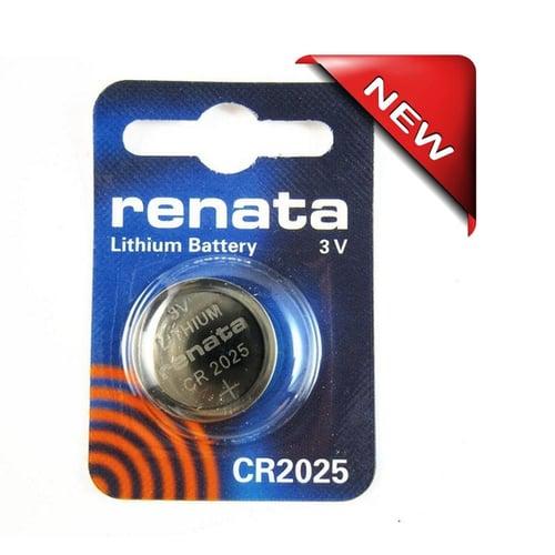 RENATA Lithium Battery 3V CR2025
