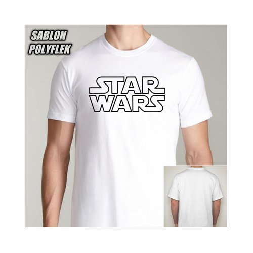 New Edition Kaos Lengan Pendek STAR WARS