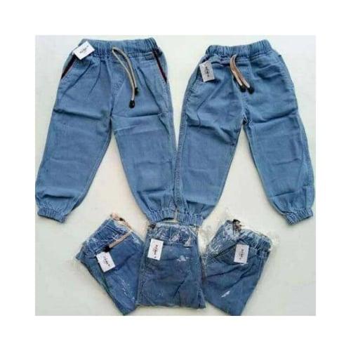 Celana Jogger Denim Bayi Anak Old Navy Size 1 2 3