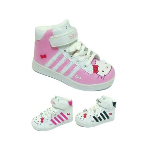 Sepatu Anak Sekolah Hello Kitty Size 31 - 36
