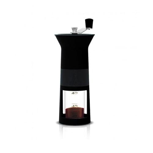 BIALETTI Grinder Macinacaffe Black