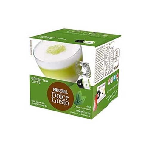 NESCAFE Dolce Gusto Capsule Green Tea Latte