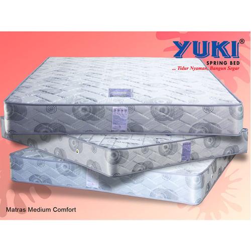 YUKI Matras / Kasur Springbed Type Medium Comfort Ukuran 180