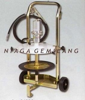 RAASM Trolley Mounted Grease Dispenser Kit