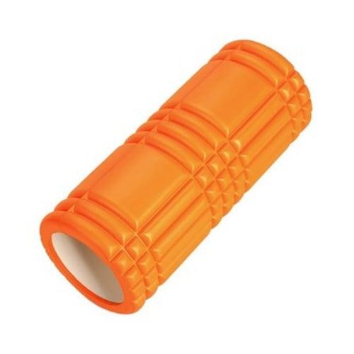 BODY GYM Foam Roller 33cm Orange