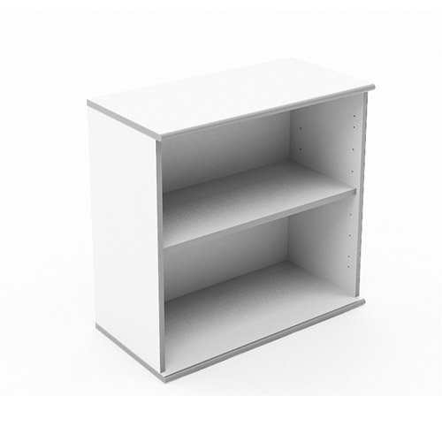 HighPoint One Low Open Shelf Cabinet ST240B [Light Grey 790 x 650]