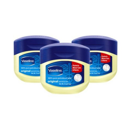 VASELINE Petroleum Jelly Original 49gr Isi 3pcs