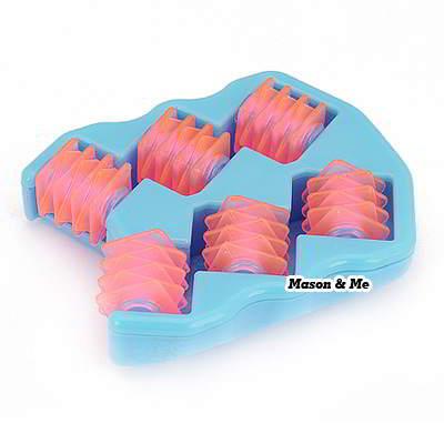 House Body Massage Slimming Roller Massager YF65E5 6pcs