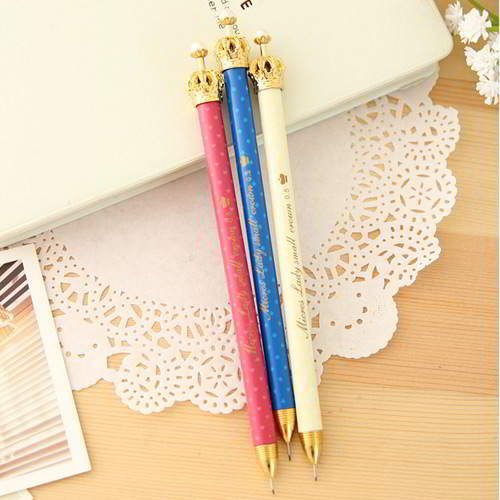 Metal Crown Mechanical Pencil RCFE5A 6pcs