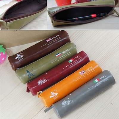 Korean National Flag Pencil Bag SD586C 6pcs
