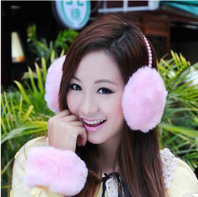 Wonderful Pink Warmth Style Imitate RFEAAB Pink 6pcs