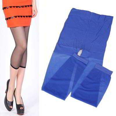 Fit Slim Cropped Design R8FC57 Sapphire Blue 6pcs