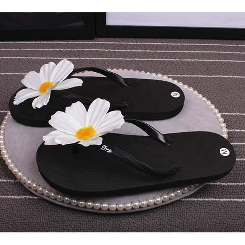 Sunflower Beach Shoes RAC7FA Black 6pcs