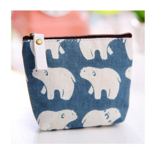Pattern Decorated Simple Design Multi Color RAED8A Bear