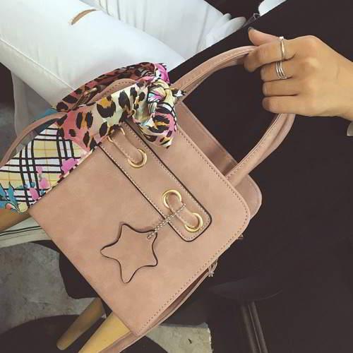Star Square Hand RC757B Pink 6pcs
