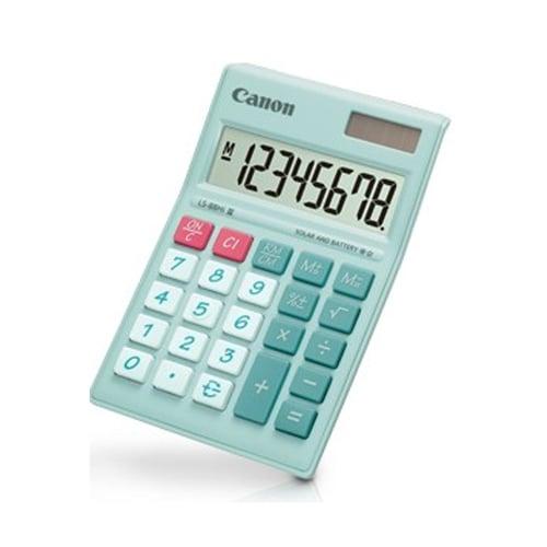 CANON Kalkulator 8 Digit LS 88Hi III Hijau