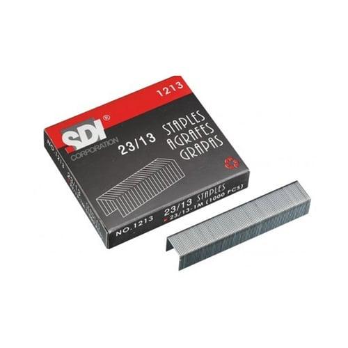 SDI Heavy Duty Staples 23/13 1213