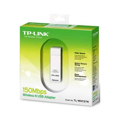 TP Link Wireless N USB Adapter 150Mbps TL-WN727N