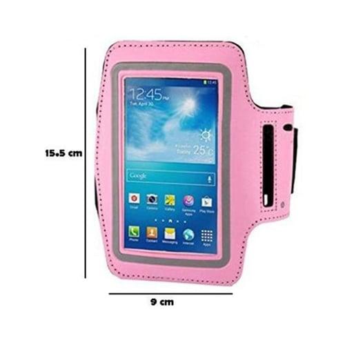 BODY GYM Smartphone Arm Band 6G Pink